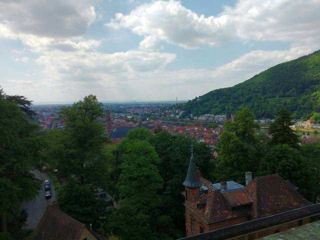 Immanuel Anthony,Germany,Baden-Württemberg,Heidelberg,Heidelberg,undefined,Heidelberg: The Magical City with a Magnificent View of the River from the Castle,heidelberg-castle-immanuel-anthony-2a468920811-0-of-8