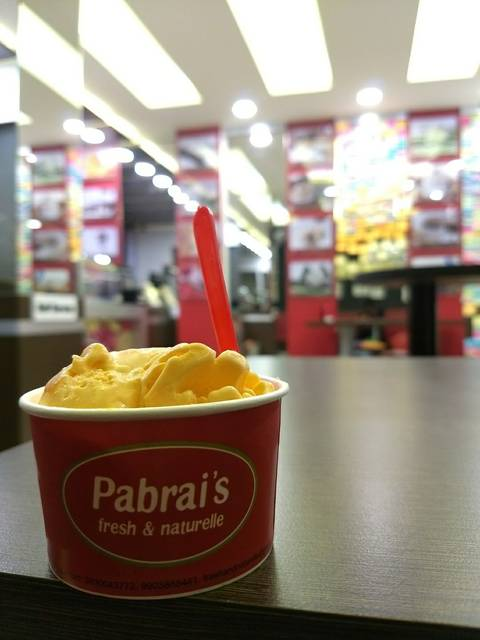 Pabrai's Fresh & Naturelle Ice Creams