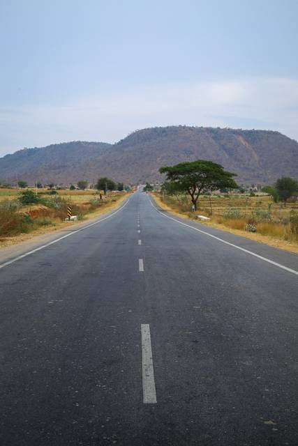 Srisailam Highway