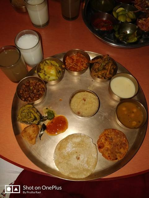 Mandap The Authentic Gujarati Thali Restaurant