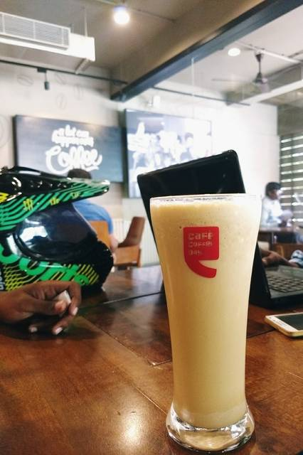 Cafe Coffee Day - Race Course Road