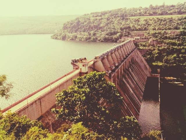 Srisailam Dam View Point