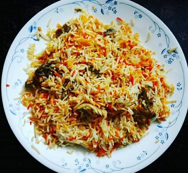 Hammad Chicken Biryani