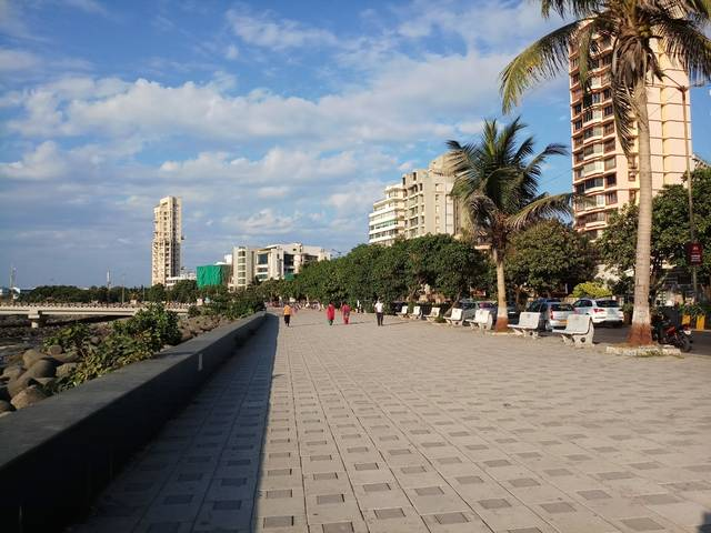 Worli Sea Face, Worli
