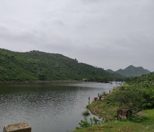 Badi Lake View Point