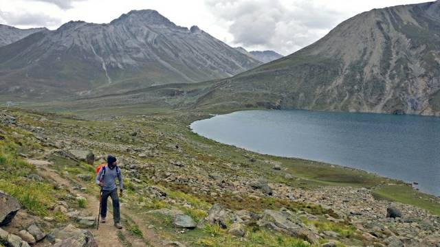 Kashmir Great Lakes Trek