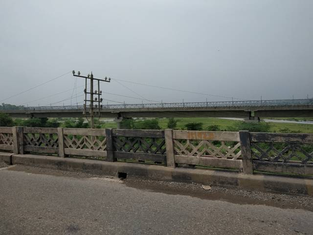 Toll Plaza Lakhanpur Import Side