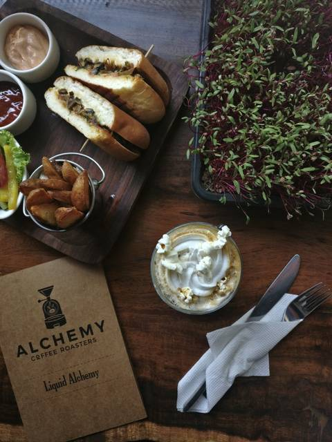 Alchemy Coffee Roasters