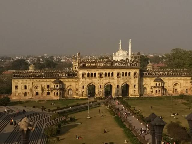 Bara Imambara Shia Muslims Shrine