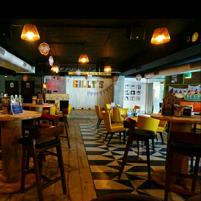 Myu Bar at Gilly's Redefined