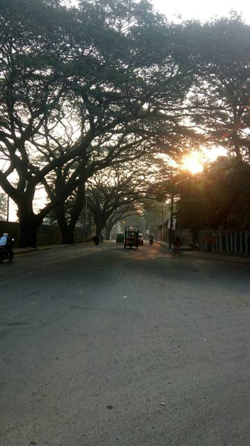 Cantonment Railway Station Road