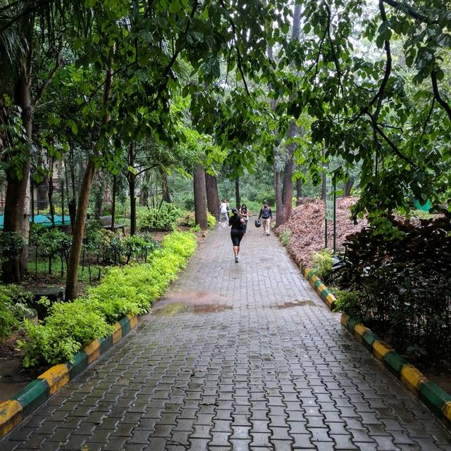 Defence Colony Park
