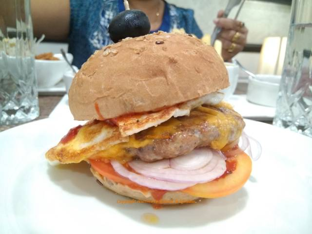 The Tea Place by Manjushree