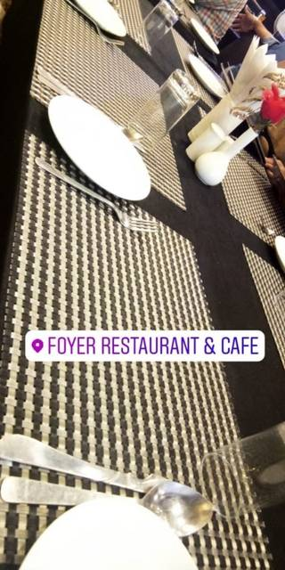FOYER RESTAURANT & CAFE