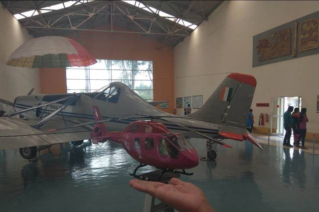 HAL Heritage Centre and Aerospace Museum