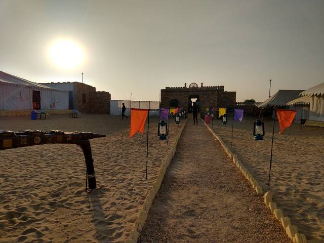 Jaisalmer Camp & Resort