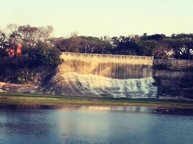 Lalbagh Waterfall