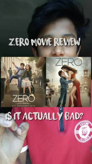 Is Zero Movie Actually Zero?